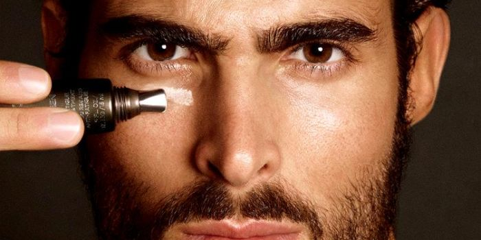 Mannen make-up