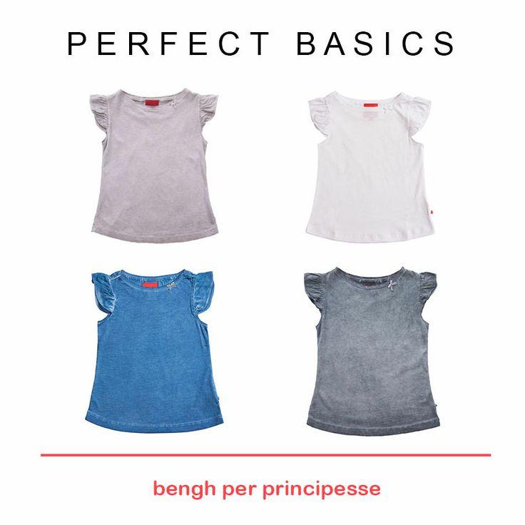 bengh per principesse basics