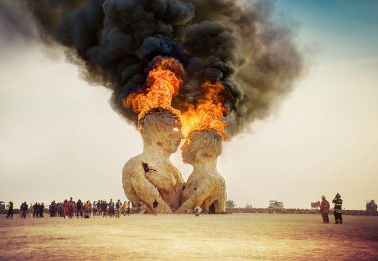 Designing Burning Man