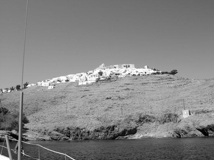 Astypalea Island, Querini castle