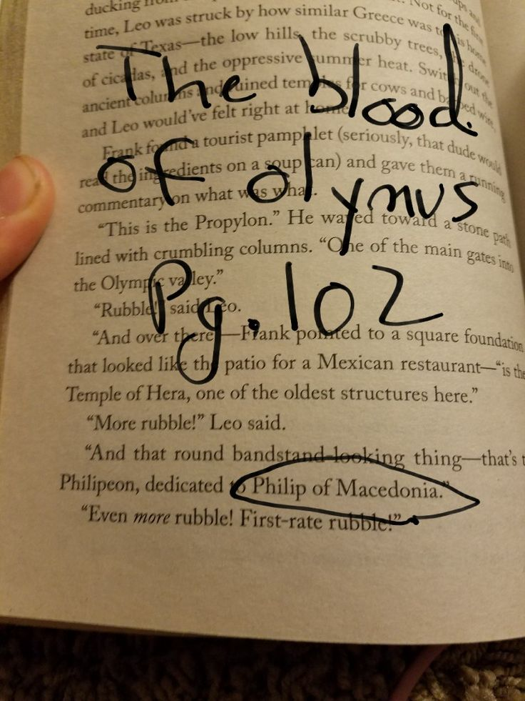 I found this in the blood of olympus HOO/kane chronicles