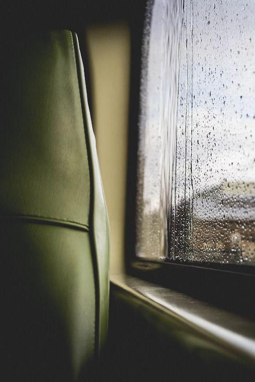 dias chuvosos no ônibus = ócio criativo