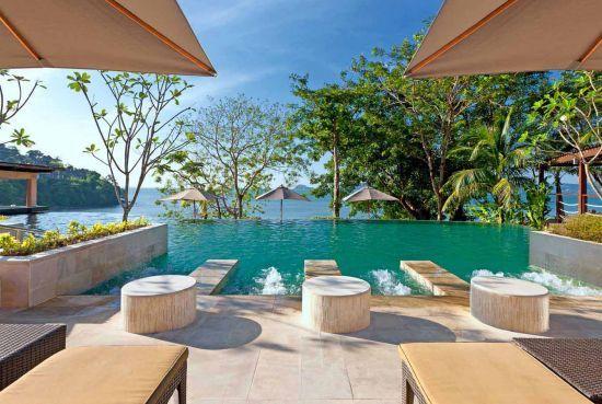 Westin Siay Bay Phuket Prego Pool