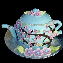 tea pot cakes - Google Search