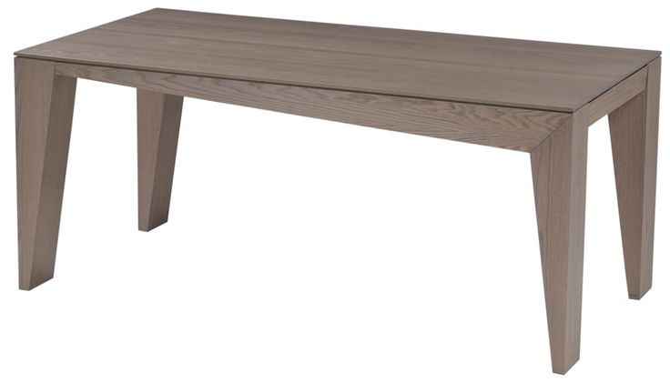 Table Vogue in oak wood