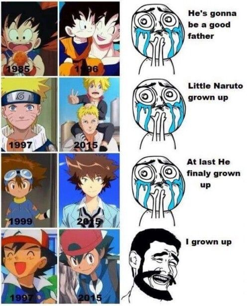 Ash has just stayed as young as ever