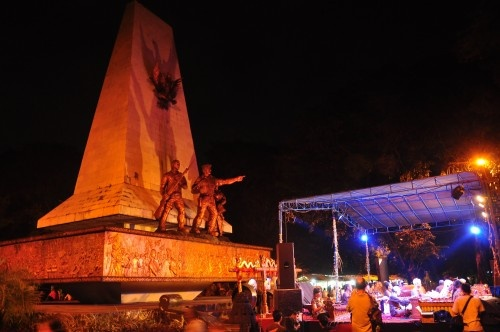 Monumen 45 Surakarta - Central Java - Indonesia
