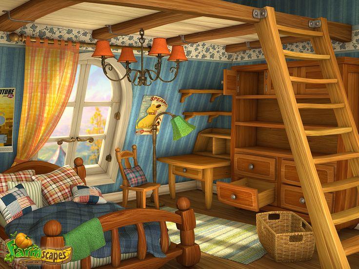 Children's Room by roma-n.deviantart.com on @deviantART