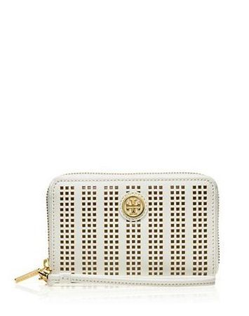 fffaa9798 Visit Tory Burch to shop for Robinson Perforated Smartphone Wristlet . Find  designer shoes