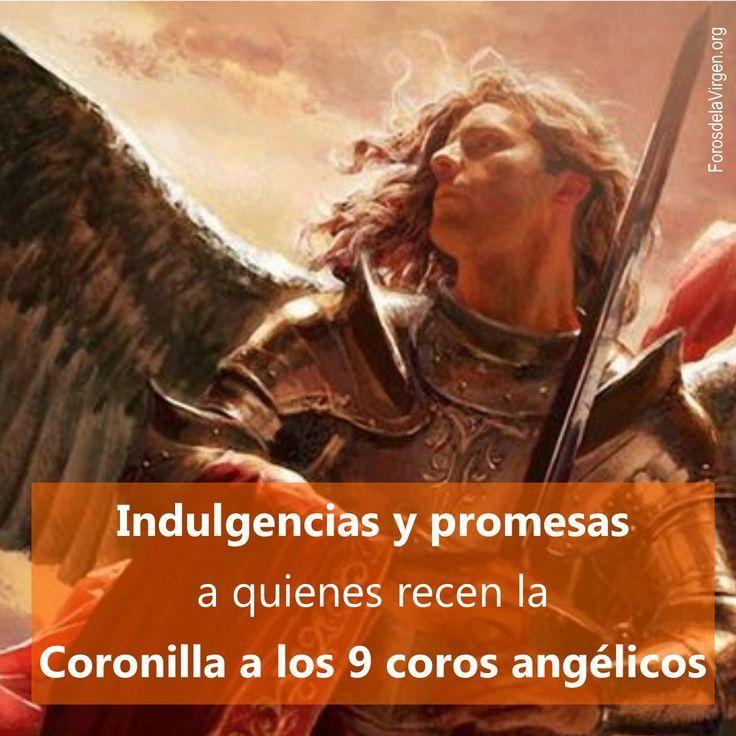 Oración a los Coros angélicos dictada por San Miguel Arcángel…