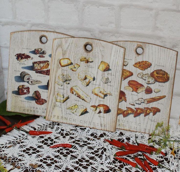 Купить BON Appetit набор досок - белый, гастрономия, кухня, кухонный интерьер, кухонная утварь
