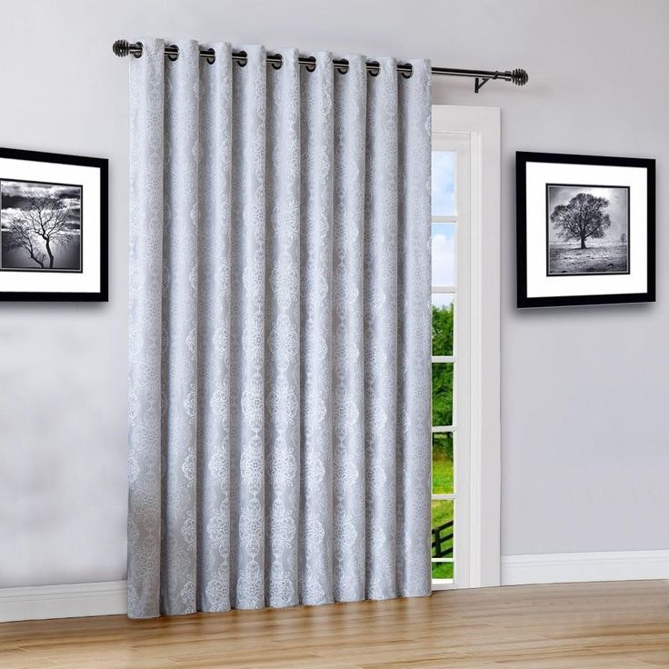 Best 25+ Sliding door curtains ideas on Pinterest