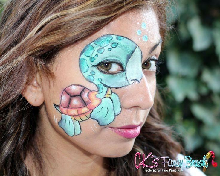 465 besten face painting bilder auf pinterest halloween makeup make up artistik und bemalte. Black Bedroom Furniture Sets. Home Design Ideas