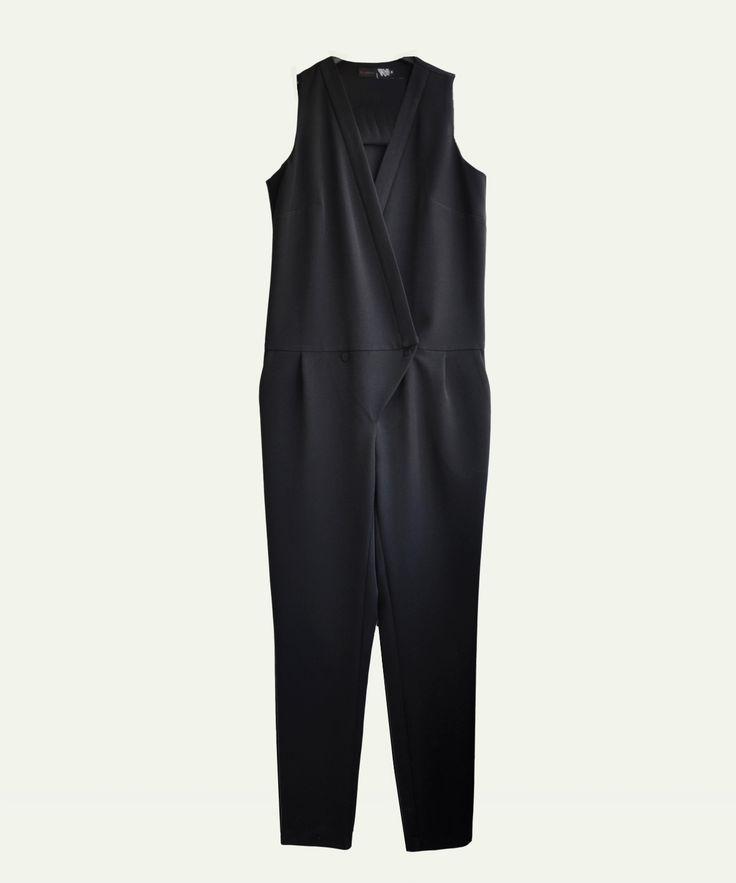 black grama jumpsuit
