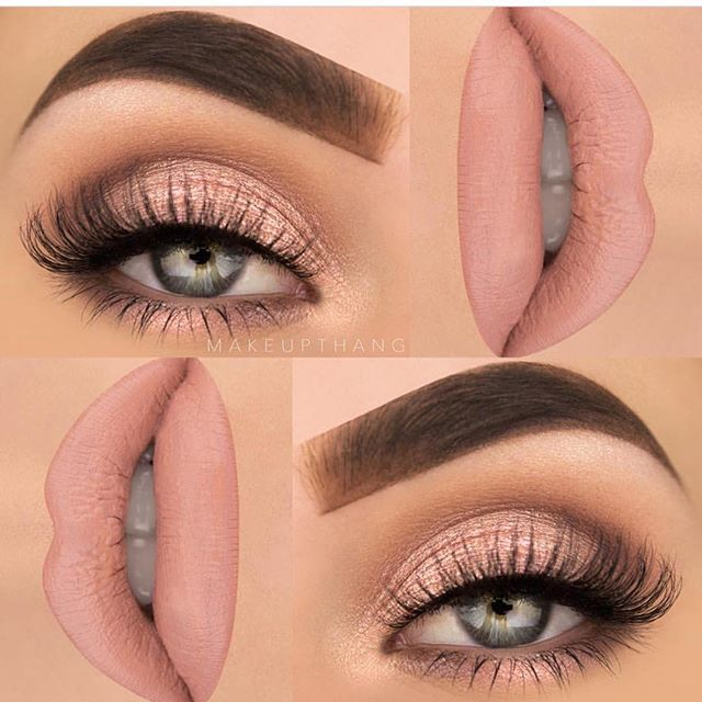 Nothing like a great pair of natural lashes  Lashes: #TinaLashes.  Artist: @makeupthang Coupon Code: MADNESS for 60% OFF lashes.  Shop: www.lenalashes.com  Text LLLOVE to 95577 for codes and more!