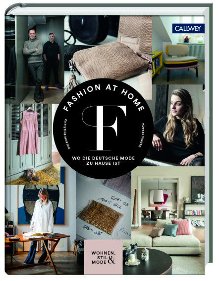 Fashion at Home | Designers at home | Wohnbuch