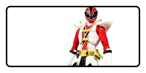 Edición especial de las figuras de SH Figuarts, Power Rangers Super Samurai | Rangenime - Tokusatsu y Anime