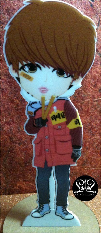 "Acrylic #StandingDoll ""Leadernim - SungYeol"""