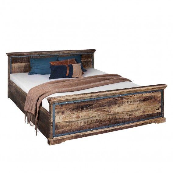 Massivholzbett Hunter In 2019 Massivholzbett Bett Mobel Und Bett