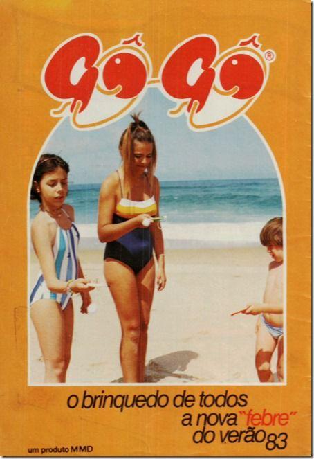 """Santa Nostalgia: Gô-Gô o brinquedo """"sensação"""" do Verão de 83"""