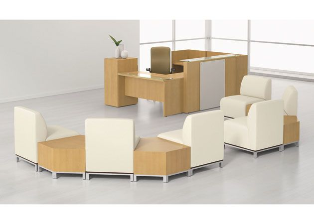 National Office Furniture Swift Lounge Seating With