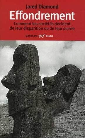 Effondrement (Jared Diamond, 2005) | Eustache Raconte