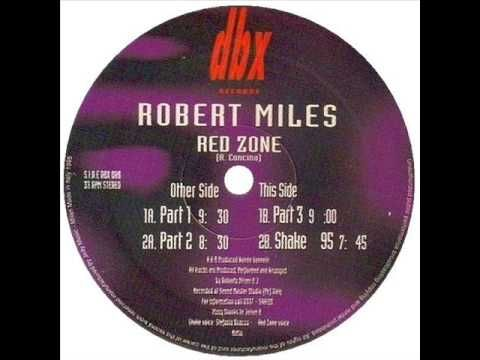 Robert Miles - Red Zone (Part 1) - YouTube
