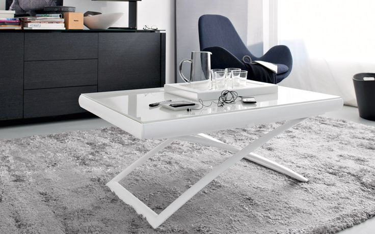 Tavolino Calligaris Dakota trasformabile