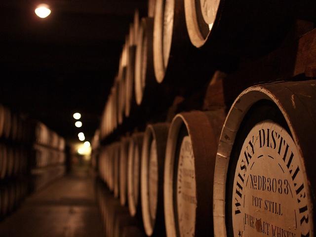 Suntory Yamazaki Distillery by yubomojao, via Flickr