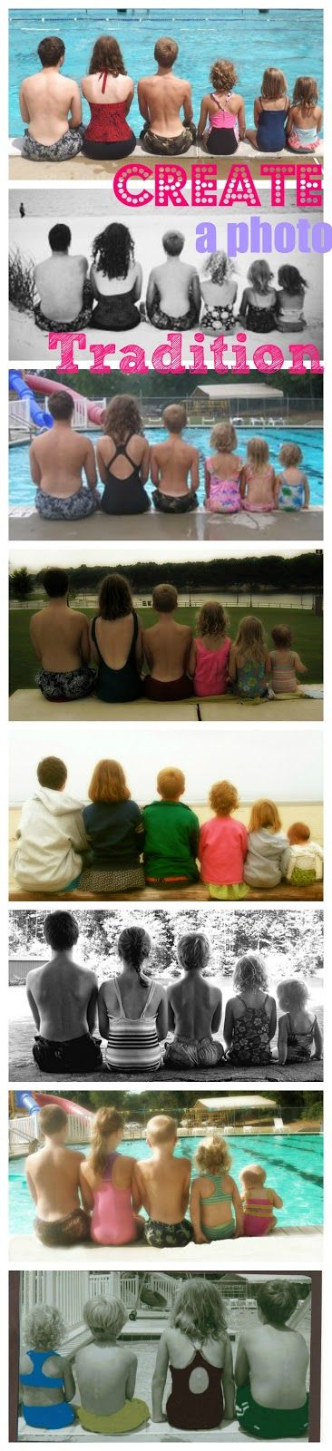 Confessions of an ADD Housewife: Summer 2013 photo  Great way to take pictures of your children each year