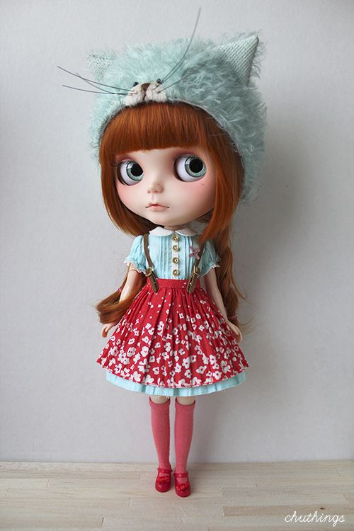 Chu Things Handmade Doll Clothes And Amigurumis Blythe