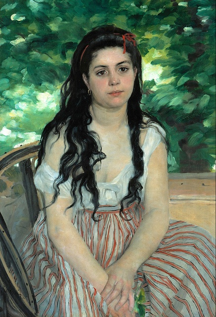Pierre Auguste Renoir - Summer