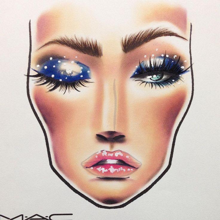 Enchanted Eve ❄️❤︎ ついにホリデーコレクションが発売されました 毎年お楽しみのブラシセットとクールなデザインのポーチが堪らなく可愛いです ポーチを持ち歩かないクラッチバッグ派の方には、ピッタリサイズのフェイスパレットがオススメ✨ これひとつでアイシャドウ、リップ、チーク、ブラシ全部持ち歩けちゃえます #enchantedeve #mac #holiday #cute #cool #makeup #facechart #エンチャンテッドイヴ #メイク #クリスマスコフレ #コフレ #フェイスチャート #可愛過ぎて全部コレクションしたい✨#okachaiwaman #myartistcommunity #myartistcommunityjp