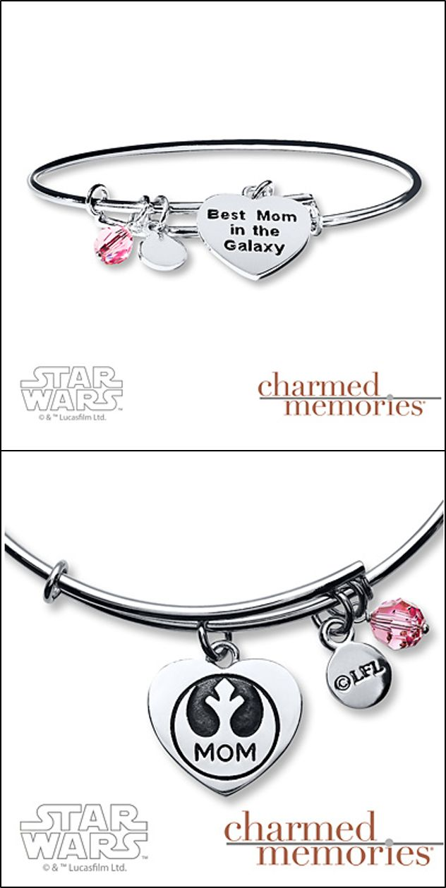 Kay charmed memories bangle bracelet - This Holiday Let Your Mom Know She Is The Best Mom In The Galaxy