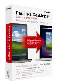 Parallels Desktop 6 [Switch to Mac Edition] gebraucht kaufen | rebuy.de