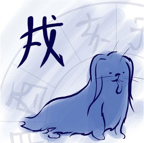 baziastrology: A kínai asztrológia állatai - A Kutya