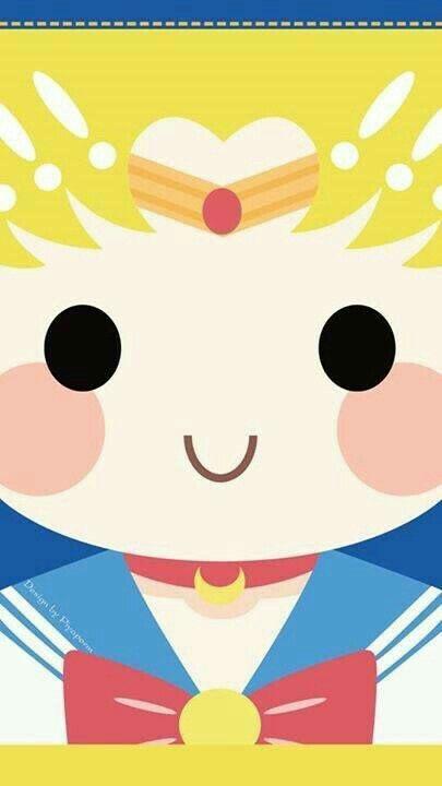 Cute Sailor Moon ☺