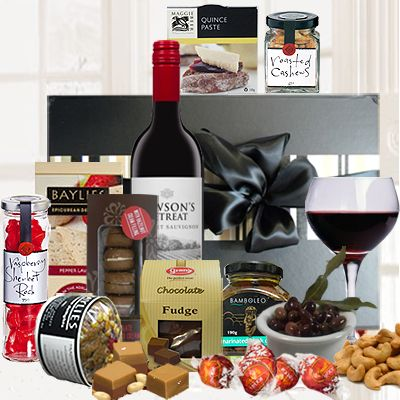 31 best hampers images on pinterest gift hampers hamper ideas simply indulgent gift hamper gift delivery in melbourne sydney and australia 100 negle Image collections