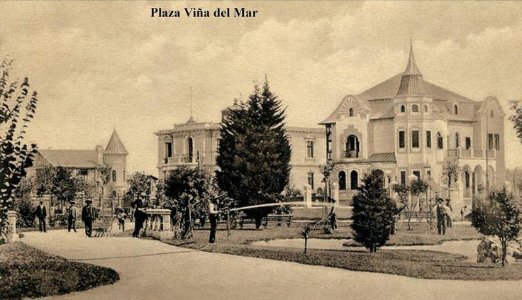 Plaza de Viña del Mar