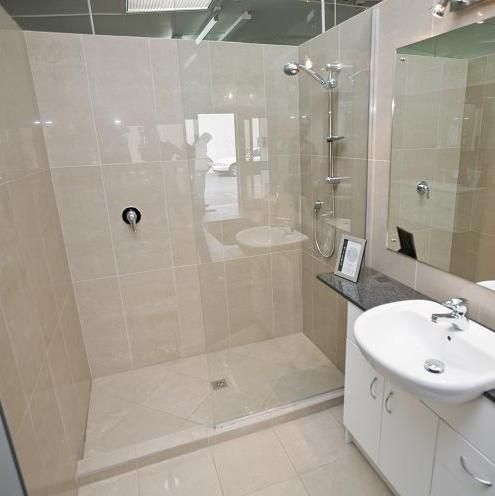 Walk in shower designs without doors shower tiled for Bathroom ideas nz
