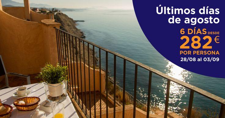 ¡Este veranito no te quedes sin tus vacaciones frente al mar! Aprovecha esta oferta de última hora.  #PuebloAcantilado #PuebloAcantiladoSuites #ElCampello #MiFotoAcantilada #Resort #Suites #VistasAlMar #CostaBlanca #Costa #Beach #Acantilado #EsMediterraneo