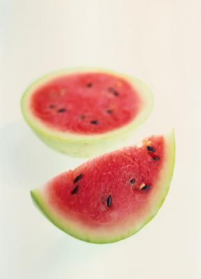 is watermelon an acidic fruit