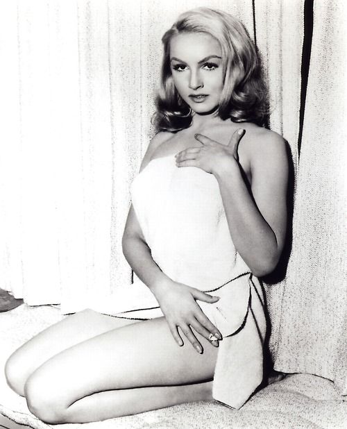 Julie Newmar in 1959.