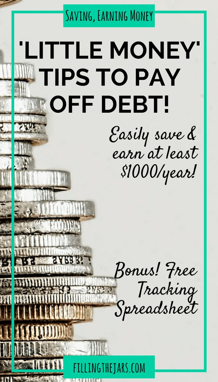 """""""Little Money"""" Saving + Earning Ideas: Easily Stash $1000+ Every Year 