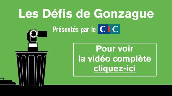 CIC - Les défis de Gonzague - Les corrigés