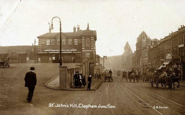 St John's Hill, Clapham Junction