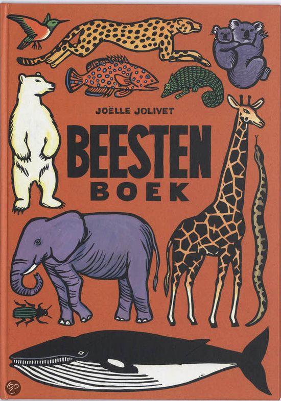 Joelle Jolivet - Beestenboek - 5 jaar