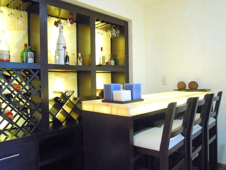 casa en bosques de cuernavaca, cantina con onix  cuernavaca, Morelos www.constructoraaviga.com