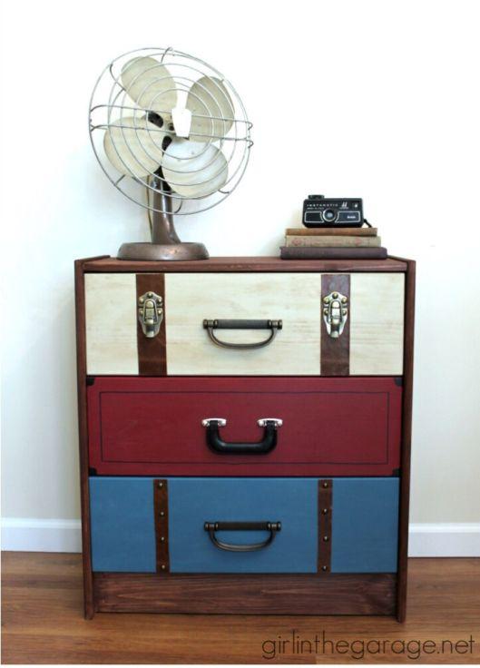 M s de 1000 ideas sobre decoraci n del hogar econ mica en for Tunear muebles antiguos