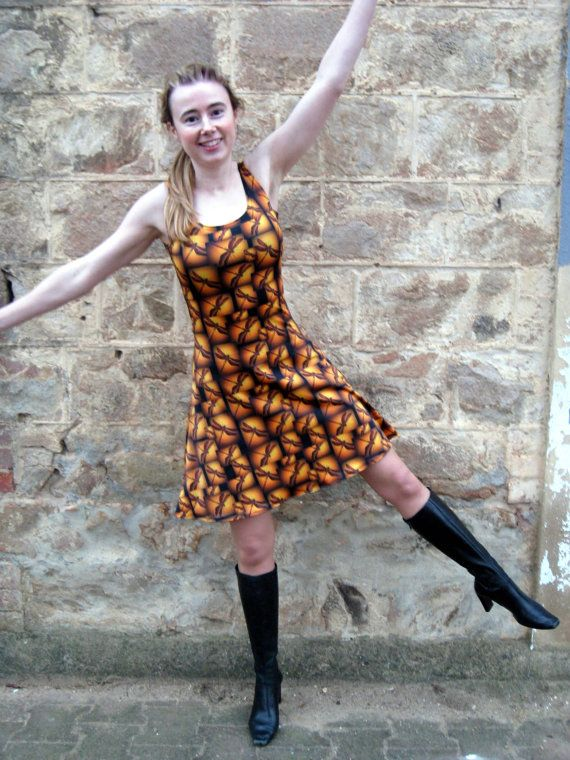 prints of dragonflies dragonfly print dress with by TheCateEscape